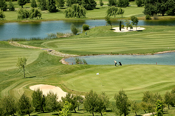 Campo Golf Zuasti
