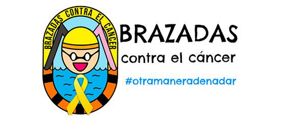Logo Brazadas contra el Cáncer