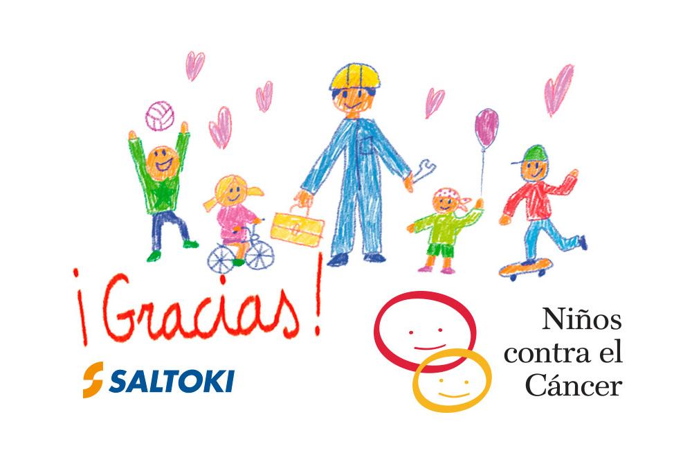 Niños contra el cáncer